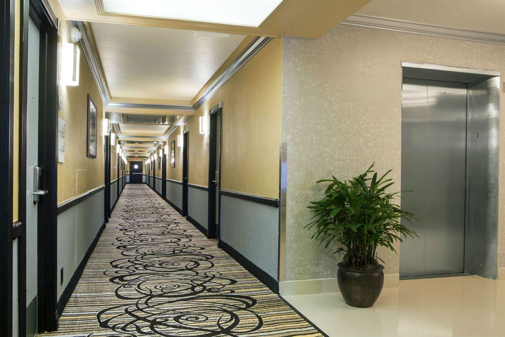 Ocean Sky Hotel-Corridor