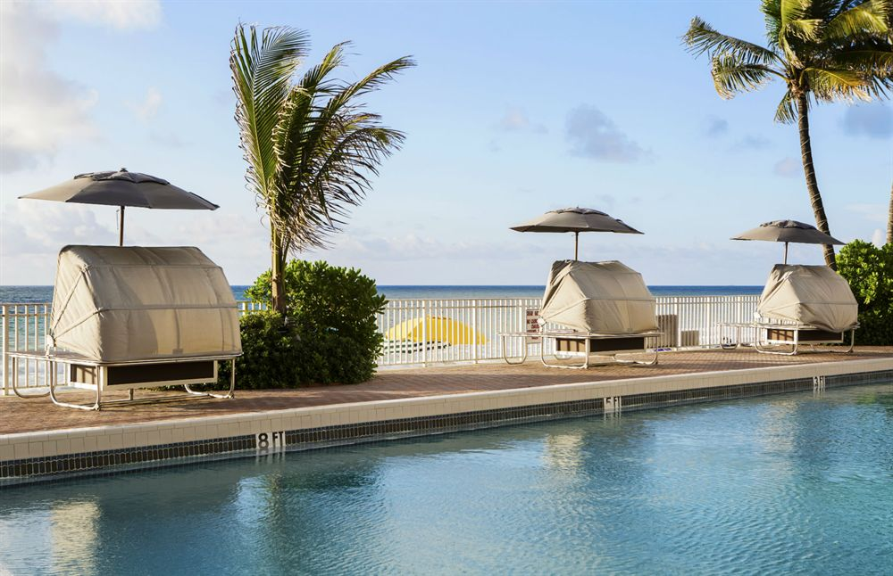 Ocean Sky - Pool Deck and Cabanas