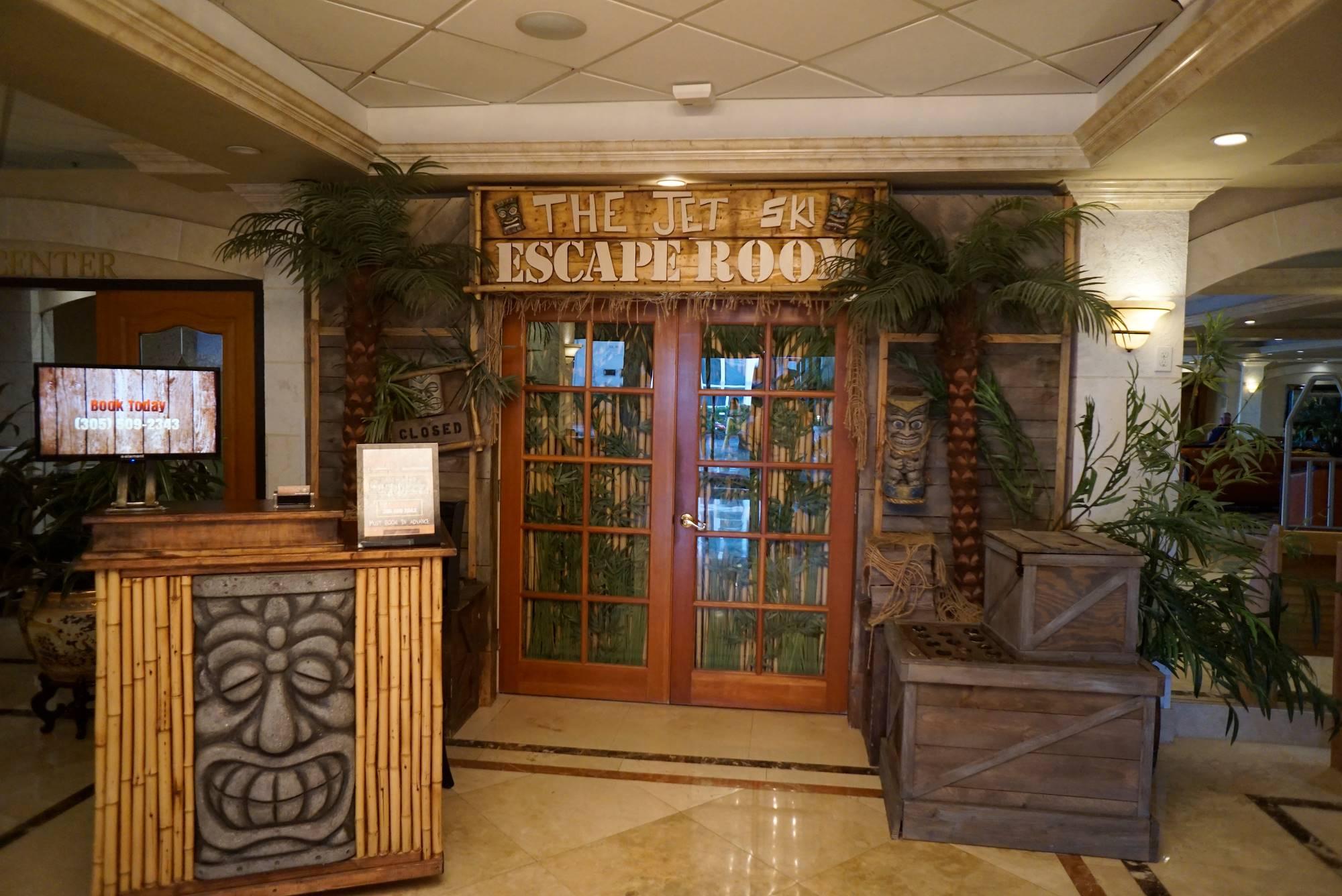 Ocean sky Hotel-Escape Room