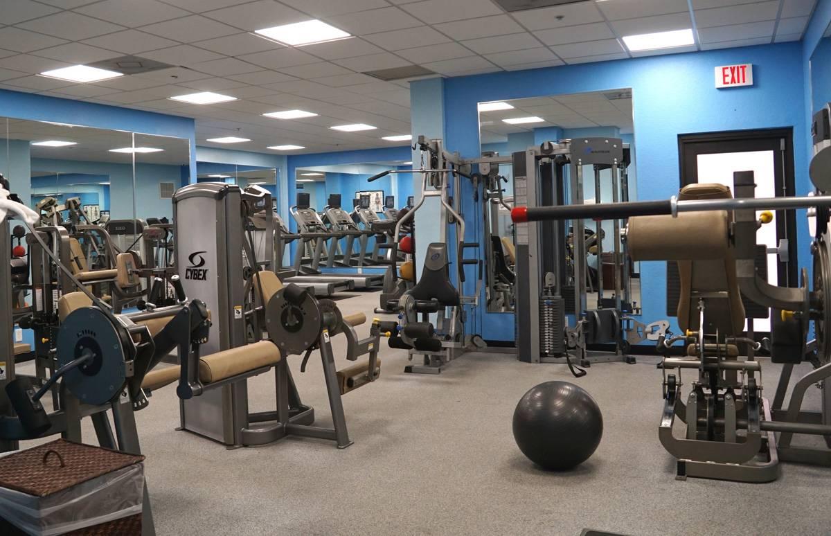 Ocean Sky Hotel-  Fitness Center