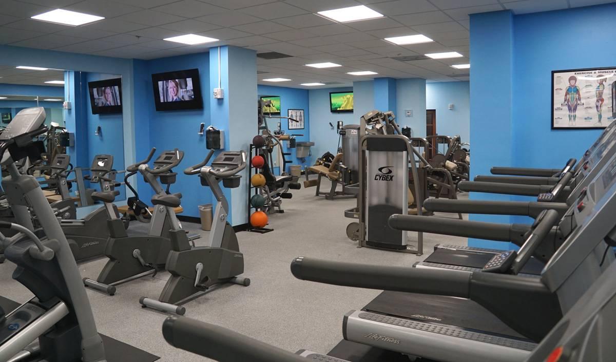 Ocean Sky Hotel-  Fitness Center 2
