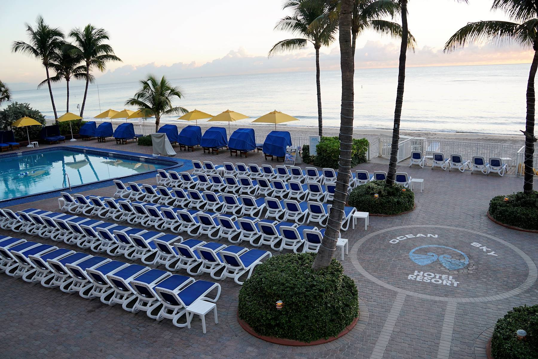 Fort Lauderdale Vacation Packages at Ocean Sky Resort