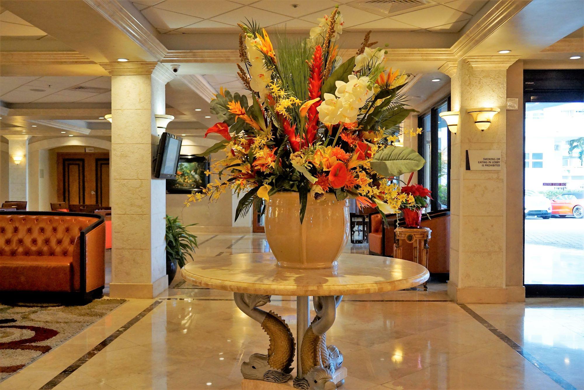 Ocean Sky Hotel Lobby