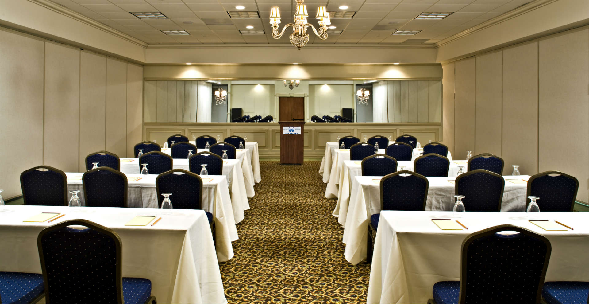 Meeting Facilities at Ocean Sky Hotel Resort in Florida