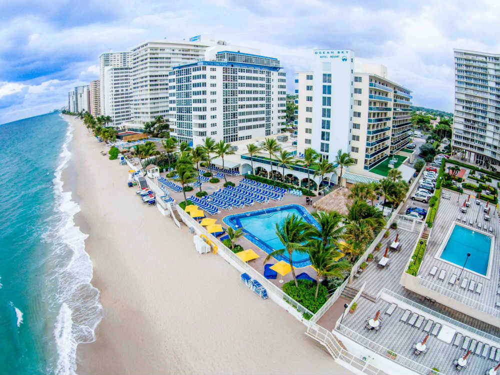 Ocean manor resort hotel fort lauderdale