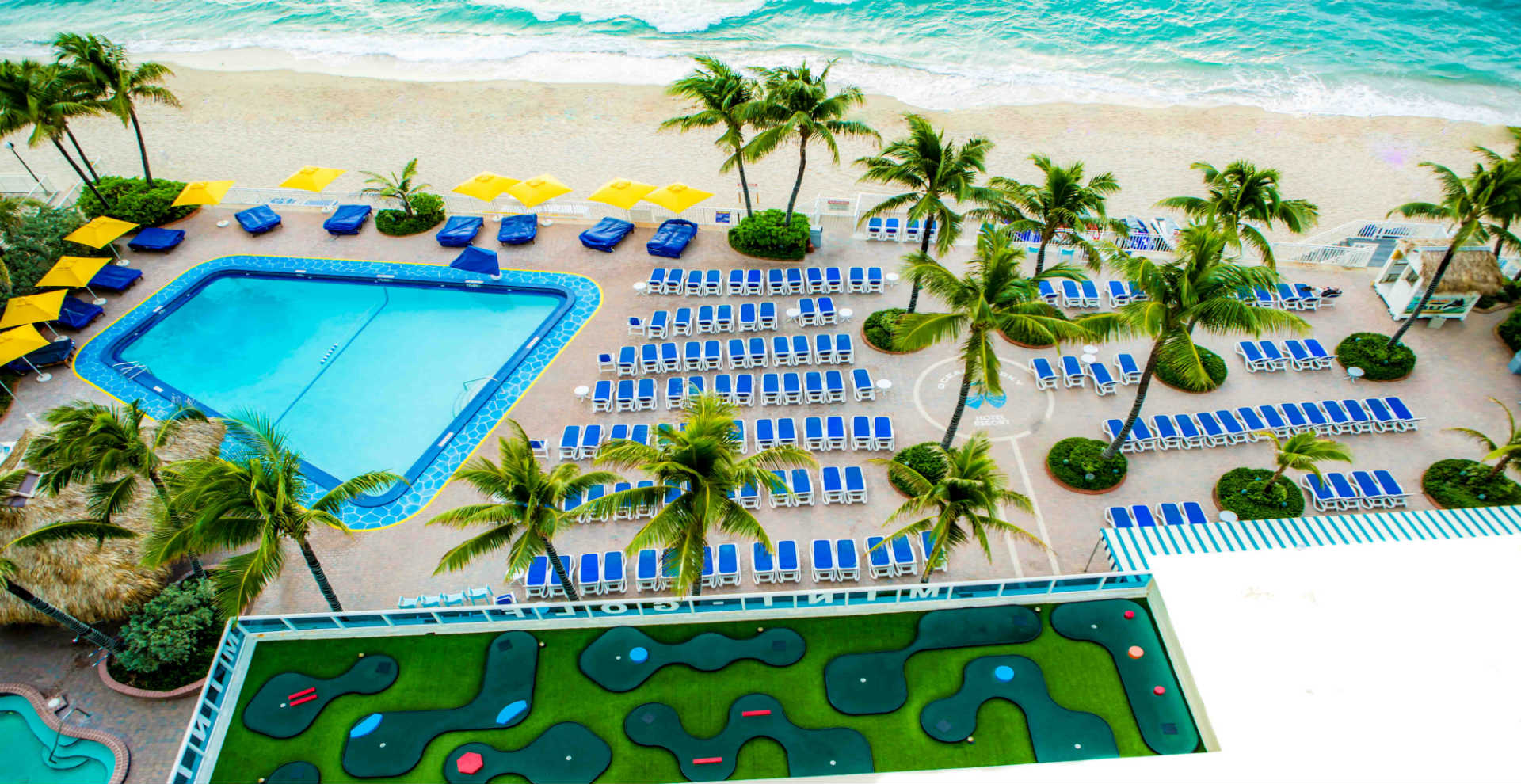 resort amenities in ft. lauderdale - florida gulf coast resorts